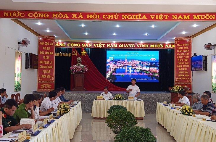 Tổng công ty Ðầu tư phát triển nhà và đô thị (HUD) Phát huy vai trò của tổ chức đảng lãnh đạo đơn vị tham gia chính sách an sinh xã hội về nhà ở